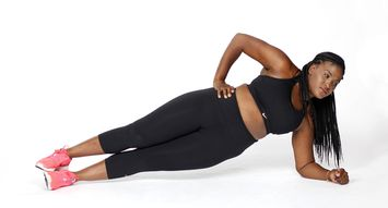 Influencer Aminatu Yusuf Shares Tips Ranging From Her Top At-Home Workouts to Starting A Successful IG