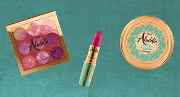 Disney Lovers Need to See MAC's New 'Aladdin' Collection