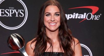 Shop Alex Morgan's Natural Beauty Look
