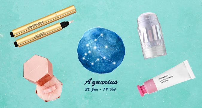 """<p>Is your beauty destiny written in the stars? We already brought you a<a href=""""https://www.influenster.com/article/your-2019-beauty-horoscope"""" target=""""_blank"""">2019 beauty horoscope</a> to help you discover which new beauty launch is destined to be your beauty bae for the year. But now we've officially entered Aquarius season and we're all about celebrating ourindependent, free-thinking Aquarius Influensters.</p> <p>To help get you in the mood for the dawning of the age of Aquarius, we created a little starter pack for theair sign. Take a peek at the Aquarius starter pack below and see what Influenster's are saying about these beloved beauty products fit for every intelligent and fun-loving Aquarius.</p> <p><strong>Are you an airy, free-spirited Aquarius? Sound off below if so and let us know your fave from our starter pack.</strong></p>"""