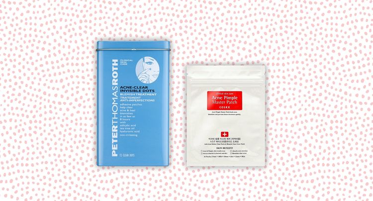 Top-Rated Acne-Healing Dots
