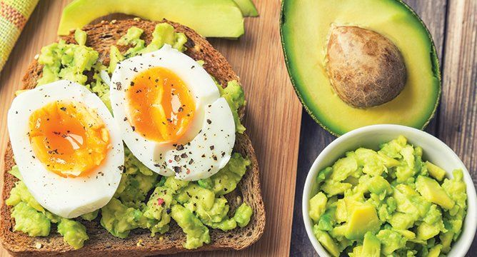 6 Ingredients to Change Up Your Avocado Toast