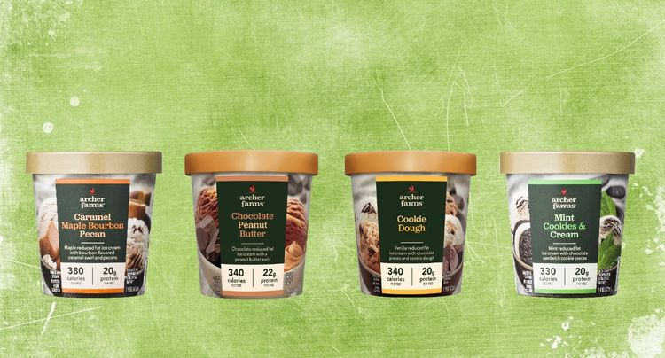 Target Releases Low-Cal Ice Cream for Summer Snacking