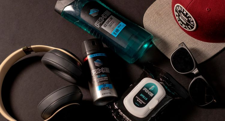 These AXE Scents Will Help You Play It Cool