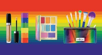 These Rainbow Beauty Products are Flawless for Pride Month
