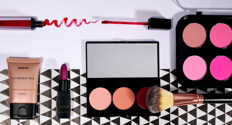 Boohoo.com Does Makeup—Here's What to Shop