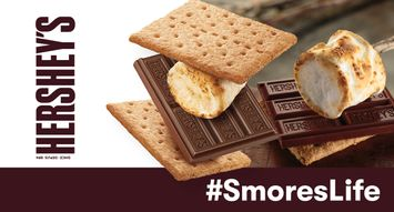 Enjoy S'more of Summer With Hershey