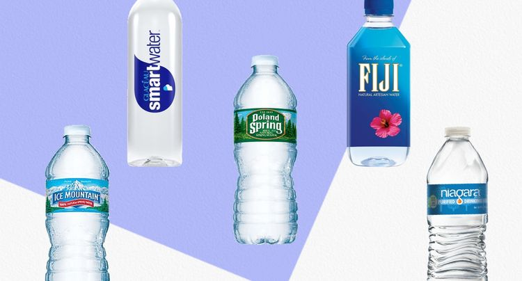 The Best-Tasting Bottled Waters