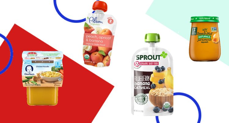Top-Rated Store-Bought Baby Foods: 141K Reviews