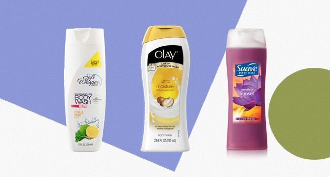 The Best Body Washes Under $5: 485K Reviews