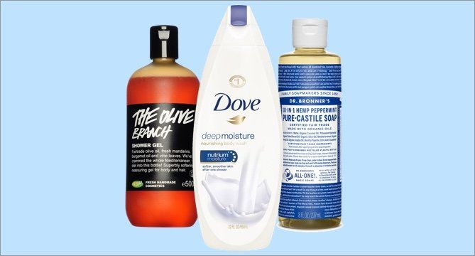 The Best Body Washes: 488K Reviews
