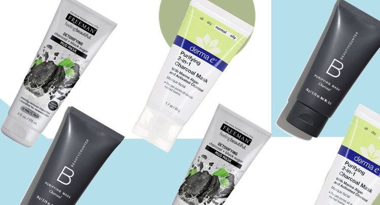 6 Charcoal Face Masks for Great Skin