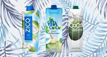 The Best-Tasting Coconut Water Brands: 7K Reviews