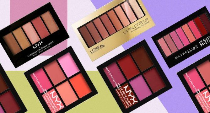 The Top 5 Drugstore Lip Palettes: 2MM Reviews