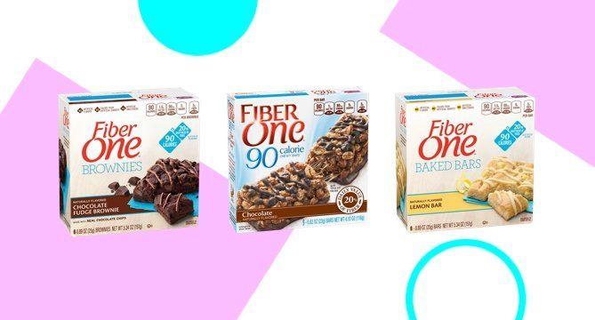 The Best Fiber One 90 Calorie Bars: 215K Reviews