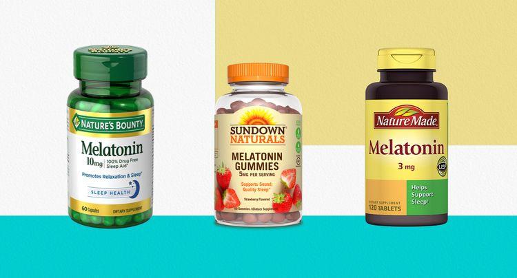 7 Effective Melatonin Brands to Help Sleep