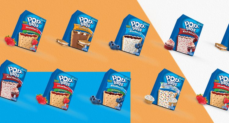 The Most Popular Pop-Tart Flavors: 43K Reviews