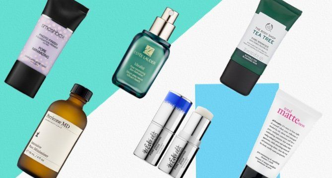 The Best Pore Minimizing Products