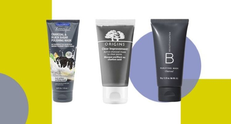Top Rated Skincare Products With Activated Charcoal