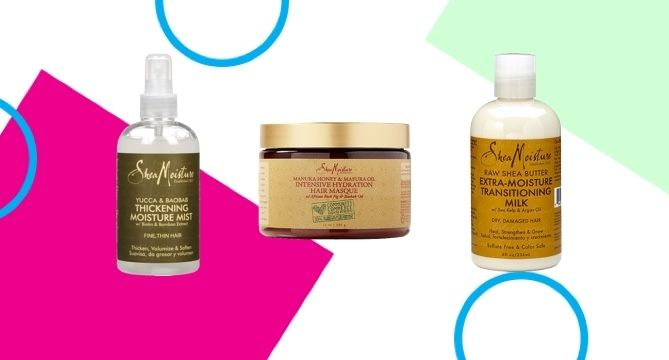 The Best SheaMoisture Products: 202K Reviews