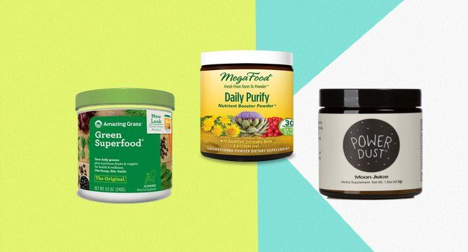 The Best Superfood Powders