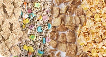 The Top Cereals for Breakfast