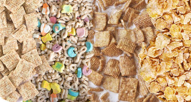 <p>Just because we're adults, doesn't mean we have to bypass Frosted Flakes in the grocery aisle. Let's be honest, there are far worse foods in life you can indulge into satisfy your sweet tooth. So, come on, treat yourself to a bowl!Ahead, we've rounded up the best cereals as ranked by our trusty Influensters.</p> <p><strong>What's your favorite cereal? Tell us in the comments below!</strong></p>