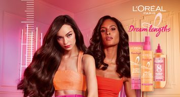 Make Your Dream Hair A Reality, With L'Oreal's Dream Lengths Line