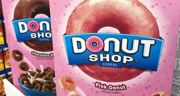 You Can Eat Donuts in Cereal Form Now