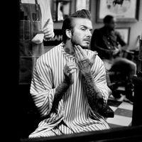 David Beckham Teams Up With L'Oréal for a New Men's Line