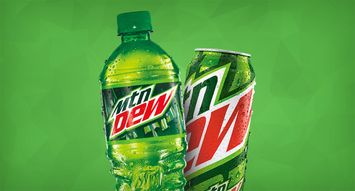 12 Awesome Things You Can Get for Drinking Mountain Dew