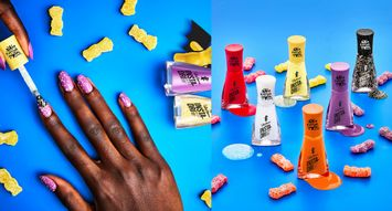 Sally Hansen® Insta-Dri® X Sour Patch Kids® Collab Will Help You Nail Halloween