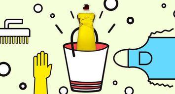 Household Hacks: Amazing Ways to Use Dish Soap