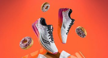 Daily LOL: Dunkin Donuts Sneakers Exist