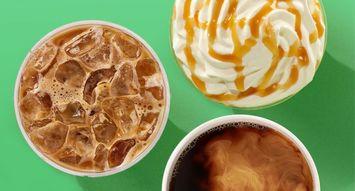 Surprise: Irish Creme Drinks are Back at Dunkin'