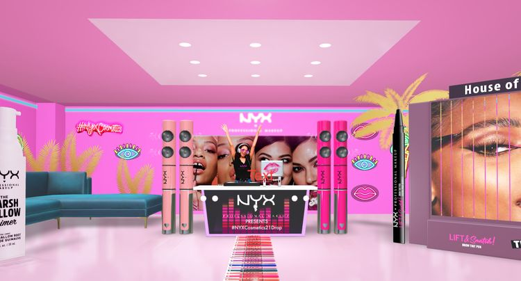 NYX Professional Makeup Launches New Collection with Epic Performance by Bebe Rexha