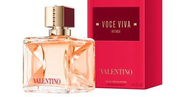 Enjoy An Intense Fragrance Experience With The New Valentino Voce Viva Intensa VoxBox