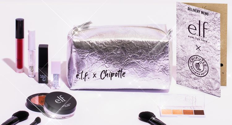 e.l.f. x Chipotle is the Most Unexpected Collab—But We Love It Just the Same