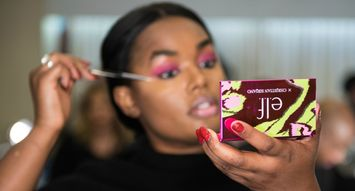 See e.l.f. x Christian Siriano's New Makeup Collab Up Close