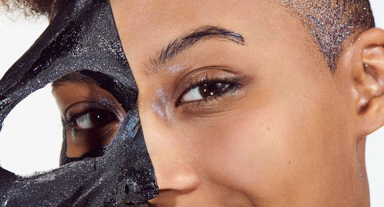 e.l.f. Just Launched a $6 Glitter Mask