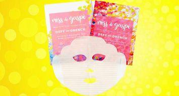 PSA: Reusable Sheet Masks are Here