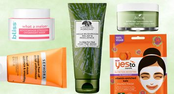 5 Face Masks to Look More Awake After a Late Night March Madness Game