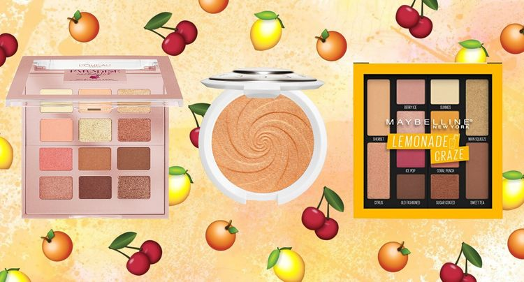Fruit-Inspired Makeup is a New Trend We Can Totally Get Behind