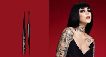 Kat Von D is Expanding her Cult Eyeliner