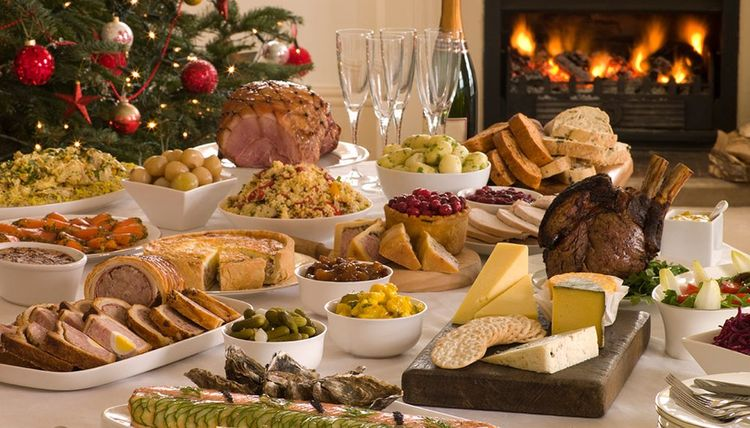 10 Easy Holiday Party Snacks