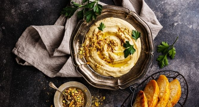 The Best Store-Bought Hummus Flavors