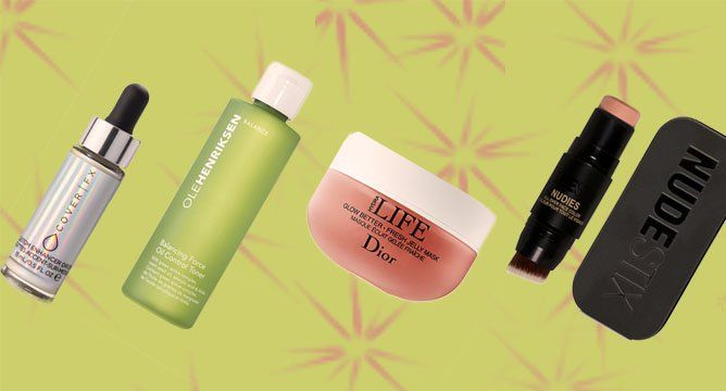 """<p>Spring is turning out to be a<em>good</em>season, my friends! With a new round of beauty launches hitting shelves this March, we're already channeling warm weather vibes. Click on to see some of the hottest new launches from the world of skincare, haircare, and makeup.</p> <p style=""""text-align: center;""""><strong>Which product are you looking forward to purchasing? Share with us!</strong></p>"""