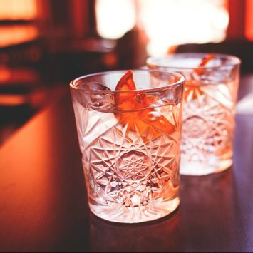 I Need a Cocktail: Post-Black Friday Pick-Me-Ups