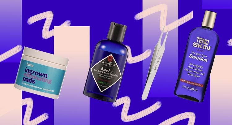 The Most Effective Products for Ingrown Hairs