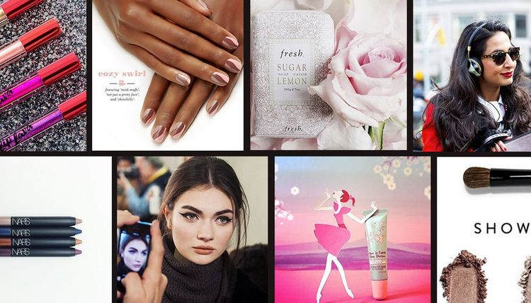 10 Beauty Brands to Follow on Instagram Right Now